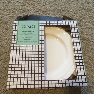 NEW Set of 4 Side Plates
